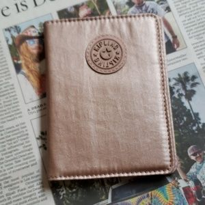 Kipling Passport Cover with Card Slots